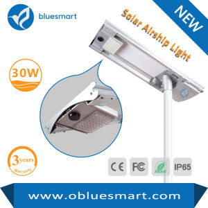 Bluesmart Integrated Solar LED Road Light with Lithium Battery pictures & photos