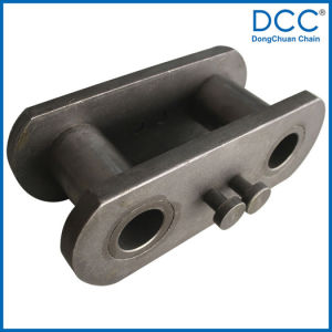 Transmission Hollow Pin Leaf Chain for Steel Mill Industry pictures & photos
