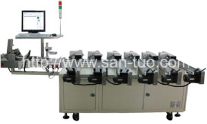 Santuo Card Sorting Machine by Surface Difference or Inside Data pictures & photos