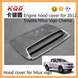 Car Hood Vent Engine Accessories Hood Cover for Hilux Vigo Plastic Scoop Engine Cover for Toyota Hilux Vigo Parts