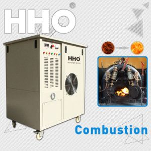 Hydrogen Generator Hho for Pulse Throw Incinerator pictures & photos