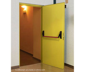 Competitive Prices High Rated Fire Resistance Fire Doors pictures & photos