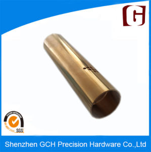 Customized High Precision CNC Turned Brass Tube