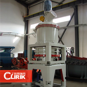Clay Barite Grinding Mill in India pictures & photos