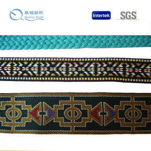 Polyester Webbing, Jacquard Nylon Webbing pictures & photos