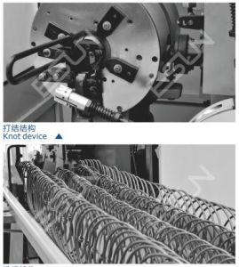 Coiling Spring Machine Ecl-70A pictures & photos