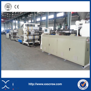 PP/HIPS/PE/Pet/EVA Multi-Layer Plastic Sheet Making Machine pictures & photos