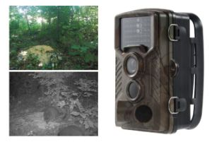 "IR Night Vision Hunting Camera with 2"" TFT LCD pictures & photos"