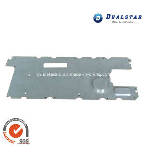 Sheet Metal Plate for Solar Heating Appliance