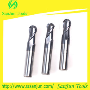 End Mill Tool Carbide Ball Nose End Mill pictures & photos