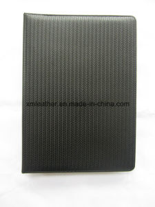 Hotel Service Guide Folder A4 Leather Ring Binder pictures & photos