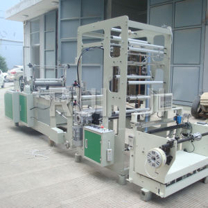 Automatic PP/PE Ziplock Bag Making Machine pictures & photos