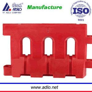 Red Temporary Road Safety Plasticetraffic Fence Barriers Vf (9545)