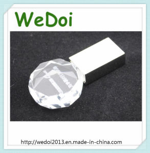 Diamond Crystal USB Memory Stick for Promotional Gift (WY-D41) pictures & photos