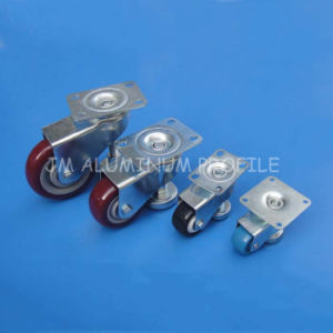 Heavy Duty Flange Mount Casters for Aluminum Extrusions pictures & photos