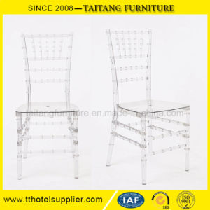 PC Clear Tiffany Chair for Banquet Wedding Use pictures & photos