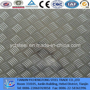 Shanxi Tisco Anti-Skid Stainless Steel Diamond Plate 304L pictures & photos