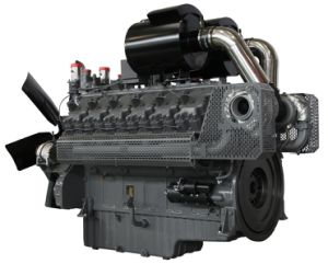 Wandi Holset Turbocharge 4-Stroke Diesel Engine pictures & photos