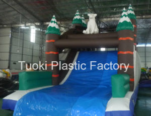 China Jumping/Bouncy Snowy Bear/Penguin Castles Toys for Kids pictures & photos