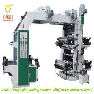 Yt Series Flexographic Printing Machine pictures & photos
