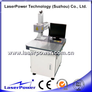 10W 20W Fiber Laser Etching Machine for Machining Parts