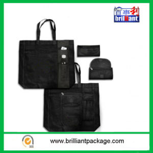 Sales of High Quality Non-Woven Folding Shopping Bag pictures & photos