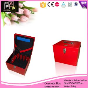 Stocks PU Leather Jewelry Box (4160R1) pictures & photos