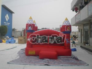 Red Inflatable Bouncy Castle for Sale pictures & photos