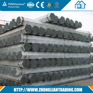 Hot Dipped Galvanized Steel Tubes Galvanized Pipe Greenhouse pictures & photos