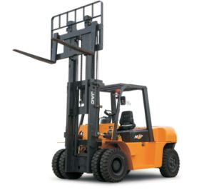 8ton Diesel Engine Forklift Truck with Japanese Imported Engine pictures & photos