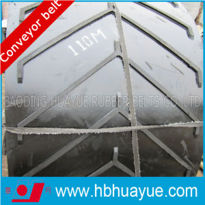Big Conveyor Angle, Multi-Ply Pattern Rubber Belt pictures & photos