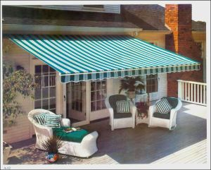 Retractable Awning, Full Cassette Awning (TM-A) pictures & photos