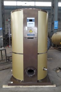 Oil Steam Boiler Size of Lws0.1-0.7 pictures & photos