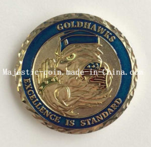 Customized Eagle Challenge Coin (MJ-Coin-123) pictures & photos