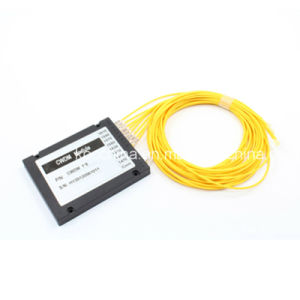 1*8 Channels Fiber Optic ABS Box CWDM pictures & photos