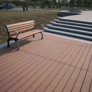Wood Plastic Composite Floor Boards (M166) pictures & photos