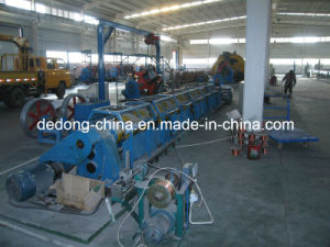 High-Speed Steel Wires & Copper Wires Tubular Stranding Machine
