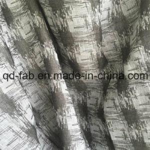 Fashionable Linen Cotton Jacquard Fabric (QF16-2514) pictures & photos