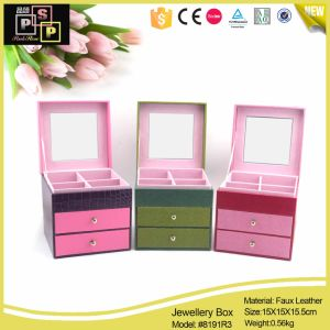 Small Cheap Cut Design for Girl Jewelry Box pictures & photos