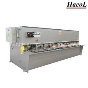 Hydraulic Shearing Machine/CNC Cutting Machine/Plate Shearing Machine pictures & photos