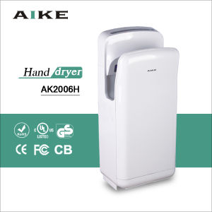 Electric Automatic Jet Air Hand Dryer for China (AK2006H) pictures & photos