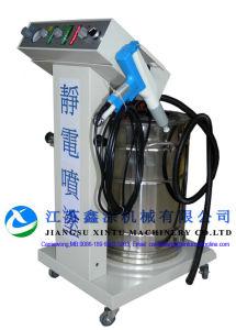 2016 Hot! Wheel-Rim Manual Electrostatic Powder Coating Machine pictures & photos