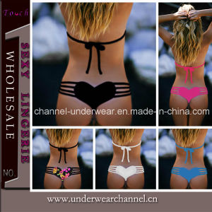 2015 Wholesale Sexy Honey Lady Brazilian Swimwear Bikini Pants (TGA23) pictures & photos