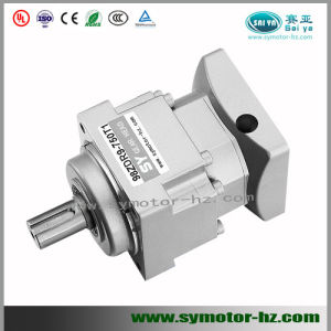Helical Gearbox for 400W Servo Motor pictures & photos