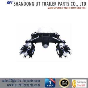 China Bogie Suspension/Semi Trailer Bogie/Drum Type/Spider Type/BPW Bogie pictures & photos