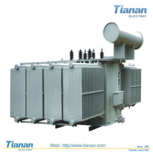 132kV Power Transformer with Tap-Changing pictures & photos