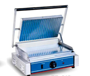 Electric Stainless Steel Contact Grill Et-815 pictures & photos