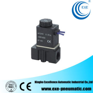 Exe Solenoid Valve Direct Acting Plastic Water Valve 2p025-08 pictures & photos