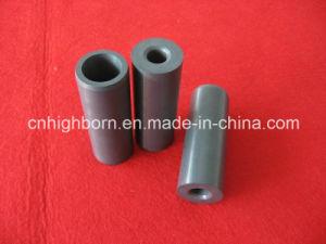 Precision Gas Pressed Black Silicon Nitride Ceramic Nozzle pictures & photos