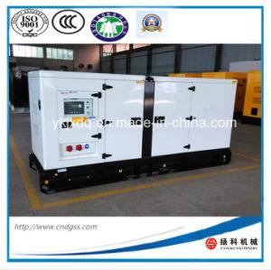 Yuchai Diesel Engine 50kw/62.5kVA Silent Diesel Generator pictures & photos
